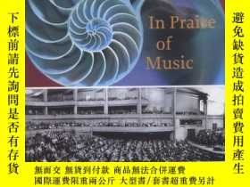 二手書博民逛書店in罕見praise of music 150 years of
