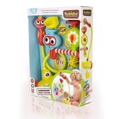 以色列 Yookidoo 兒童戲水玩具 - 大眼瀑布蓮蓬頭套組