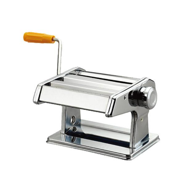 《派樂》義大利式製麵機 7段厚度可調壓麵條機TM-01W-台灣製寬麵細麵水餃皮餛飩皮機器