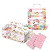 喜年來Hello Kitty芝麻蛋捲禮240g【愛買】