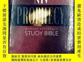 二手書博民逛書店NIV罕見Prophecy Marked Reference StudyY19139 Grant R. Jef