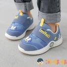 兒童學步機能鞋男童寶寶鞋子春秋軟底嬰幼兒【淘嘟嘟】