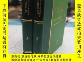 二手書博民逛書店The罕見Collected Works of Witness