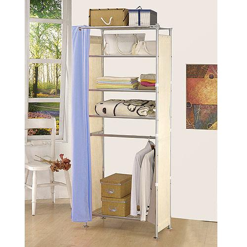 【中華批發網DIY家具】D-56-04-W5型60公分衣櫥架---可升級成完全防塵衣櫥架