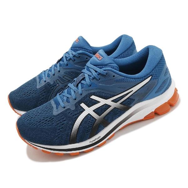 Asics 慢跑鞋 GT-1000 10 4E Extra Wide 超寬楦頭 藍 白 男鞋 支撐型 基本款 運動鞋 【ACS】 1011A999402