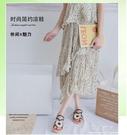 夏季新款學生百搭ins潮平底羅馬女鞋時尚仙女風女士 完美情人