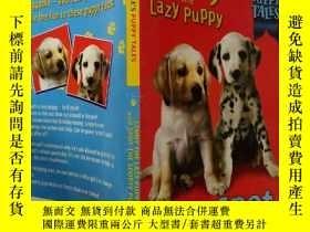二手書博民逛書店Lenny罕見the Lazy Puppy:懶狗藍尼Y200392