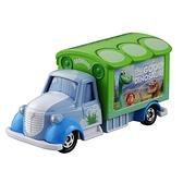 迪士尼小汽車 恐龍當家車