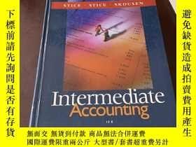二手書博民逛書店Intermediate罕見Accounting (15e)Y2