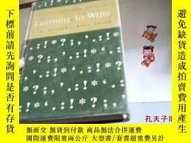 二手書博民逛書店Learning罕見to Write【架17-4】4246 出版