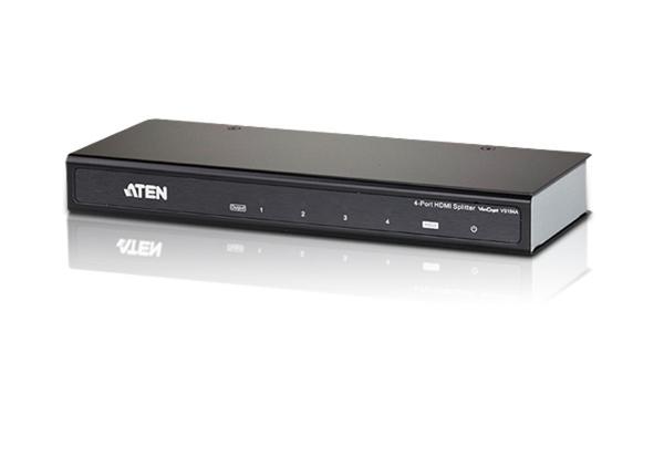 ◤全新品 含稅 免運費◢ ATEN VS184A 1進4出 4埠4K HDMI影音分配器