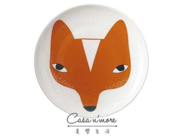 Donna Wilson Fox森林壞狐狸骨瓷盤 餐盤 21cm