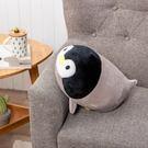 ‧ 圓滾滾企鵝超萌可愛 ‧ 短絨觸感柔軟舒適 ‧ 家中佈置裝飾好物
