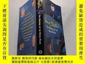 二手書博民逛書店The罕見mystery of the hidden house:隱藏的房子之謎.Y200392