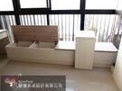 【歐雅 系統家具 】窗邊臥榻櫃...