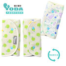 【YoDa】和風輕柔日本紗鋪棉口水巾(青...