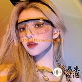 護目鏡疫情女派對護眼防風沙防飛濺防飛沫男透明護目鏡【君來佳選】