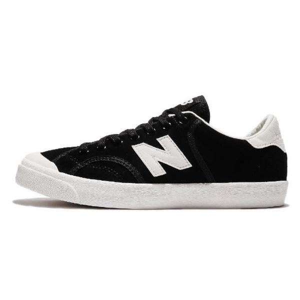 New Balance 中性男女款休閒鞋 黑白-NO.PROCTSBE