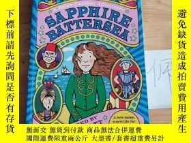 二手書博民逛書店SAPPHIRE罕見BATTERSEAY246207