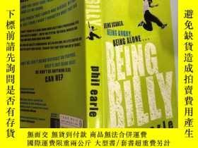 二手書博民逛書店being罕見billy做比利Y200392