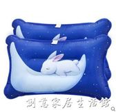 冰枕冰墊冰枕頭成人水枕頭夏冰墊充氣注水降溫枕頭午睡冰涼枕 WD創意家居生活館