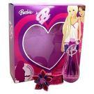 Barbie  芭比女性香水 75ml 限量禮盒 (手環)