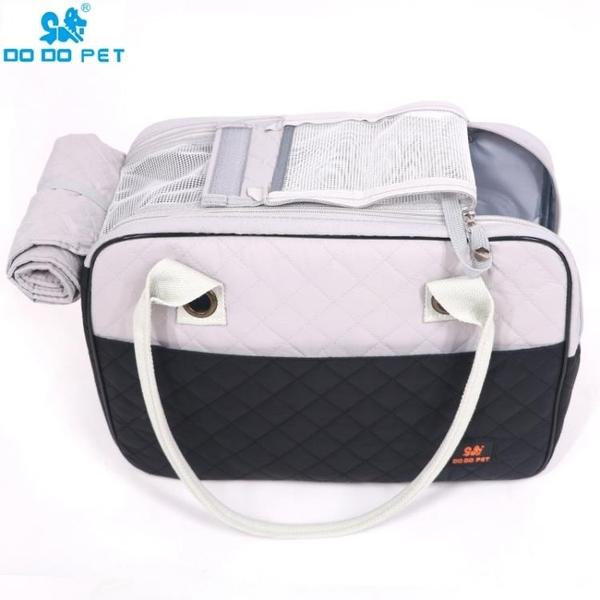 貓背包DODOPET寵物包 貓咪狗狗便攜外出寵物包輕便可清洗手拎挎貓包袋 LX 雙11提前購