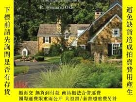 二手書博民逛書店Stone罕見Houses: Traditional Homes of R. Brognard OkieY44