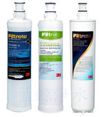 3M PP濾心3RS-F001-5 + 樹脂軟水濾心3RF-F001-5 + S004濾心3US-F004-5