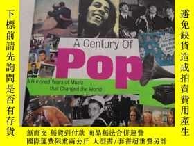 二手書博民逛書店A罕見Century of Pop: A Hundred Yea