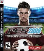 PS3 Pro Evolution Soccer 2008 實況足球2008(美版代購)