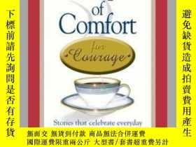 二手書博民逛書店A罕見Cup of Comfort CourageY410016 Colleen Sell Coll... C