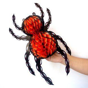 萬聖節裝飾用品 搞怪大蜘蛛吊飾掛飾三個價