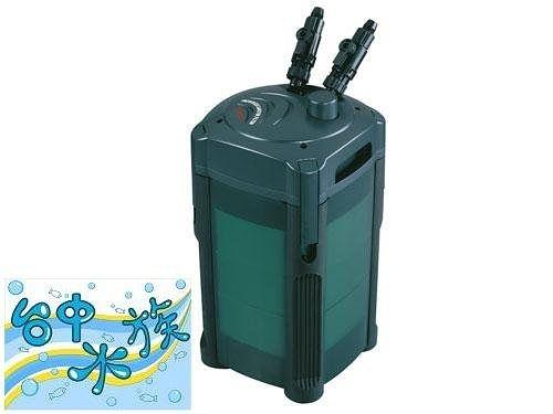 Atman 氣壓式圓桶過濾器(960L/H)+硝化菌500ml 特價