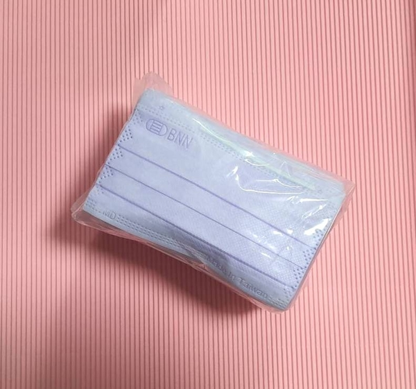 預購~(BNN)鼻恩恩醫用口罩平面三層不織布@兒童/幼幼-四色@醫療口罩 符合CNS14774