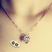 KISME六芒星925銀項鏈女純銀日韓簡約短款鎖骨鏈抖音吊墜生日禮物 超值價