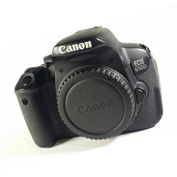 9.99新 Canon 650D 單眼相機 反單 數位 單機身 盒裝 配件齊 觸控 對焦 非 NIkon sony
