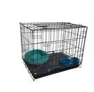 狗籠泰迪貴賓巴哥等小型犬狗籠中型犬折疊寵物籠雞籠兔籠貓籠 LX交換禮物 玩趣3C