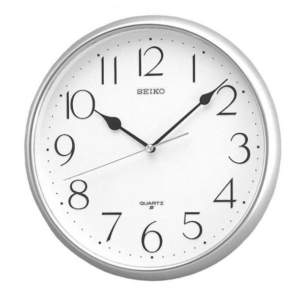 附發票 28公分【時間光廊】SEIKO 日本 精工 掛鐘 全新原廠公司貨 QXA001S 時鐘