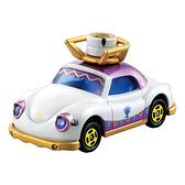 迪士尼小汽車 美女與野獸 茶壺車_ DS88921