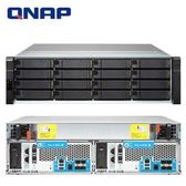 QNAP 威聯通 ES1640dc-v2-E5-96G 16Bay NAS 網路儲存伺服器