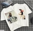 King*Shop~2018夏季新款t恤女短袖簡約印花夏裝學生打底衫(A0734)