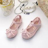 【全館】現折200寶寶涼鞋女童新款正韓夏季時尚小公主軟底學生女孩中大童防滑
