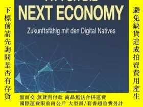 二手書博民逛書店Fit罕見für die Next Economy: Zukunftsf?hig mit den Digital