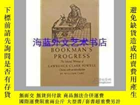 二手書博民逛書店Bookmans罕見Progress the Selected