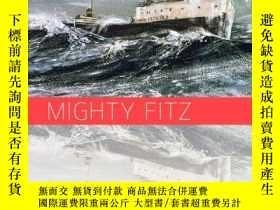 二手書博民逛書店Mighty罕見Fitz: The Sinking of the Edmund Fitzgerald (Fesle