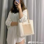 子母包 包包女新款潮韓版百搭單肩包大容量托特包學生手提女包子母包