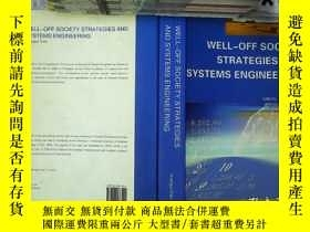 二手書博民逛書店WELL-OFF罕見SOCIETY STRATEGIES AND