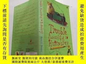 二手書博民逛書店Trouble罕見According to Humphrey漢弗萊說的麻煩Y212829