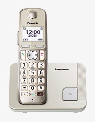 Panasonic KX-TGE210 數位無線電話